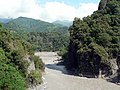 River flows through narrow gap near Baolai.jpg