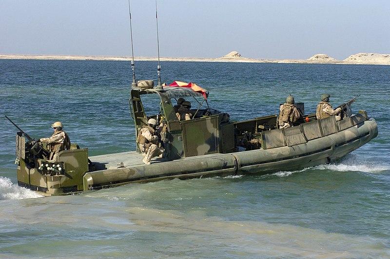 Riverine Squadron 2 Iraq
