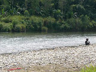 Grande-Anse River river in Haiti