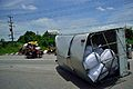 Road accident in Thailand.JPG