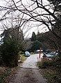 Road to Sae inari shrine , 狭上(さえ)稲荷神社への道 - panoramio (2).jpg