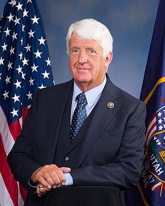 Rob Bishop - Image: Rob Bishop official portrait