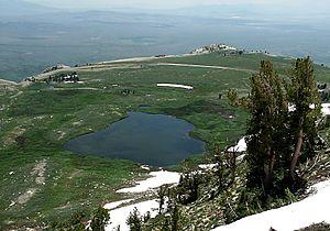 Robinson Lake (Nevada) - Image: Robinson Lake NV