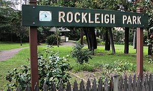 Epping, New South Wales - Rockleigh Park, Epping