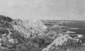 RockyShore CoastGuard 1850s byJohnAmoryCodman MFABoston.png