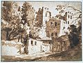 Roma.Porta Pinciana dipinto Van Swanewelt.jpg