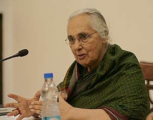 Romila Thapar - on 23 June 2016