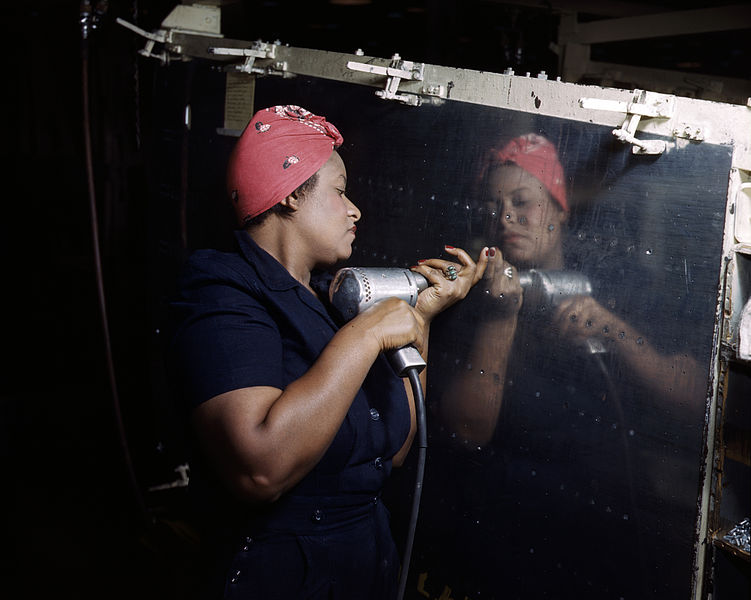 File:Rosie the Riveter (Vultee) DS.jpg