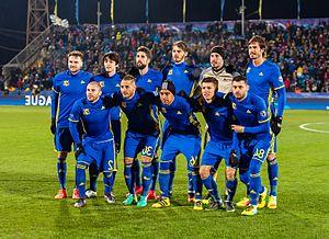 FC Rostov - FC Rostov-Bayern Munich. 2016–17 UEFA Champions League