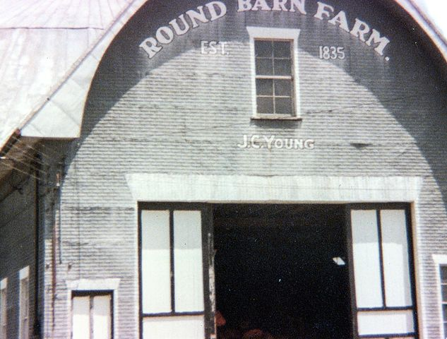 Round Barn Farm Bed And Breakfast