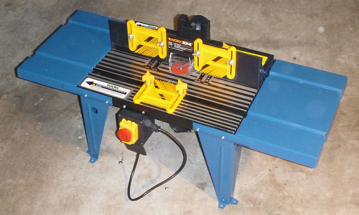 Router table woodworking wikipedia greentooth Gallery