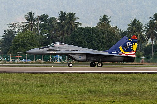 Royal Malaysian Air Force MiG-29N