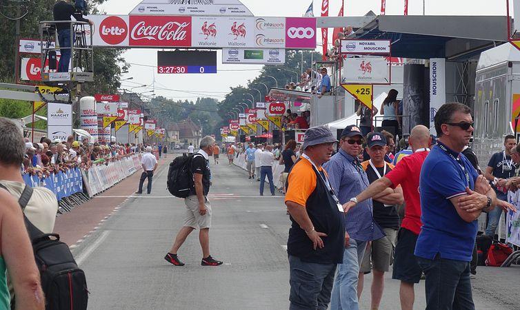 Rumillies (Tournai) - Tour de Wallonie, étape 1, 26 juillet 2014, arrivée (A29).JPG