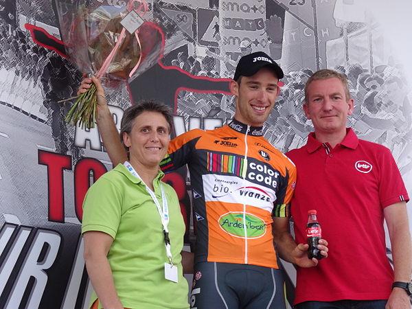 Rumillies (Tournai) - Tour de Wallonie, étape 1, 26 juillet 2014, arrivée (C50).JPG