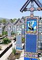 Rumunia, Sapanta, Wesoły Cmentarz DSCF7033.jpg