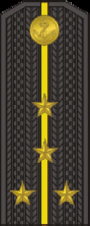 Captain lieutenant - Image: Rus navy kapitan