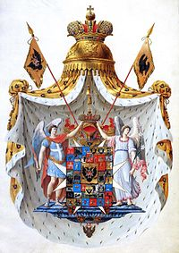 Great Coat of Arms of the Russian Empire from 1800