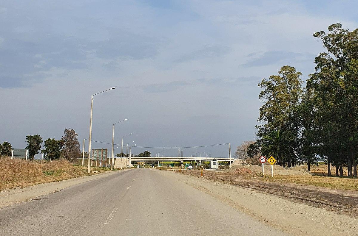 Ruta 5 (Uruguay) - Wikipedia