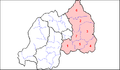Rwanda EastProvDists.png