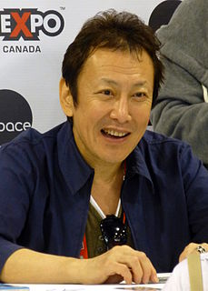 Ryō Horikawa Japanese actor and voice actor