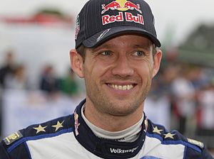 2017 World Rally Championship - Sébastien Ogier successfully defended the drivers' title.