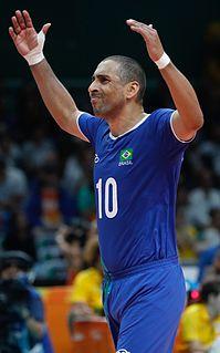 Sérgio Santos (volleyball) Brazilian volleyball player