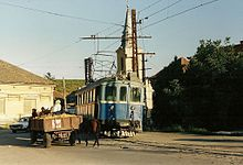 Săgeata Verde, Arad.jpg