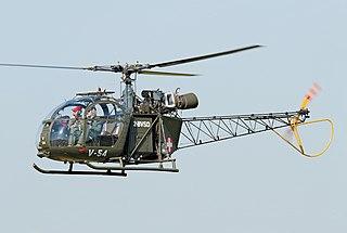 Aérospatiale Alouette II