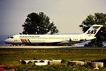 SAS DC-9-40 OY-KGR at FBU (15944971698).jpg