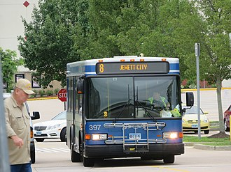 Southeast Area Transit - Image: SEAT 397