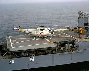 SH-3A HS-74 on USS Plymouth Rock (LSD-29) 1974.JPEG
