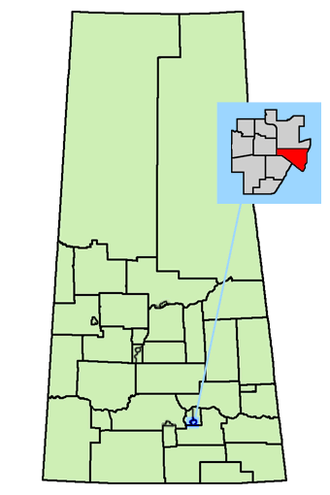 Regina Dewdney - Image: SK Electoral District Regina Dewdney