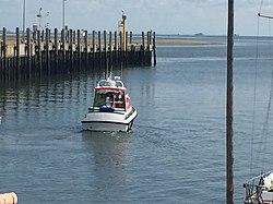 Tochterboot (hier die Lotte, das Tochterboot des Typschiffs)