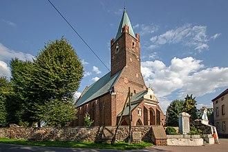Małujowice - Saint Jacob Church