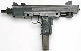 Socimi Type 821 submachine gun