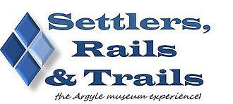 Argyle, Manitoba - Museum Logo.