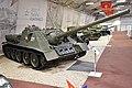 SU-100 '221' – Patriot Museum, Kubinka (38319064511).jpg
