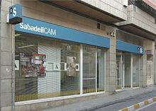 Sabadellcam wikipedia la enciclopedia libre for Sabadellatlantico oficinas