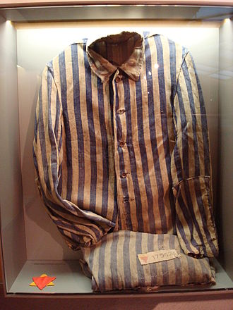 The Boy in the Striped Pyjamas (film) - Prisoner's clothing from Sachsenhausen concentration camp