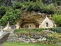 Saint-Épain (Indre-et-Loire) chapelle troglodytique (01).jpg