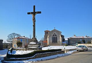 Saint-Michel-le-Cloucq,  Земли Луары, Франция