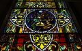 Saint Augustine Catholic Church (Lebanon, KY) - stained glass, chalice & host.jpg