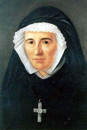 Claudina Thévenet, Santa (1774-1837)