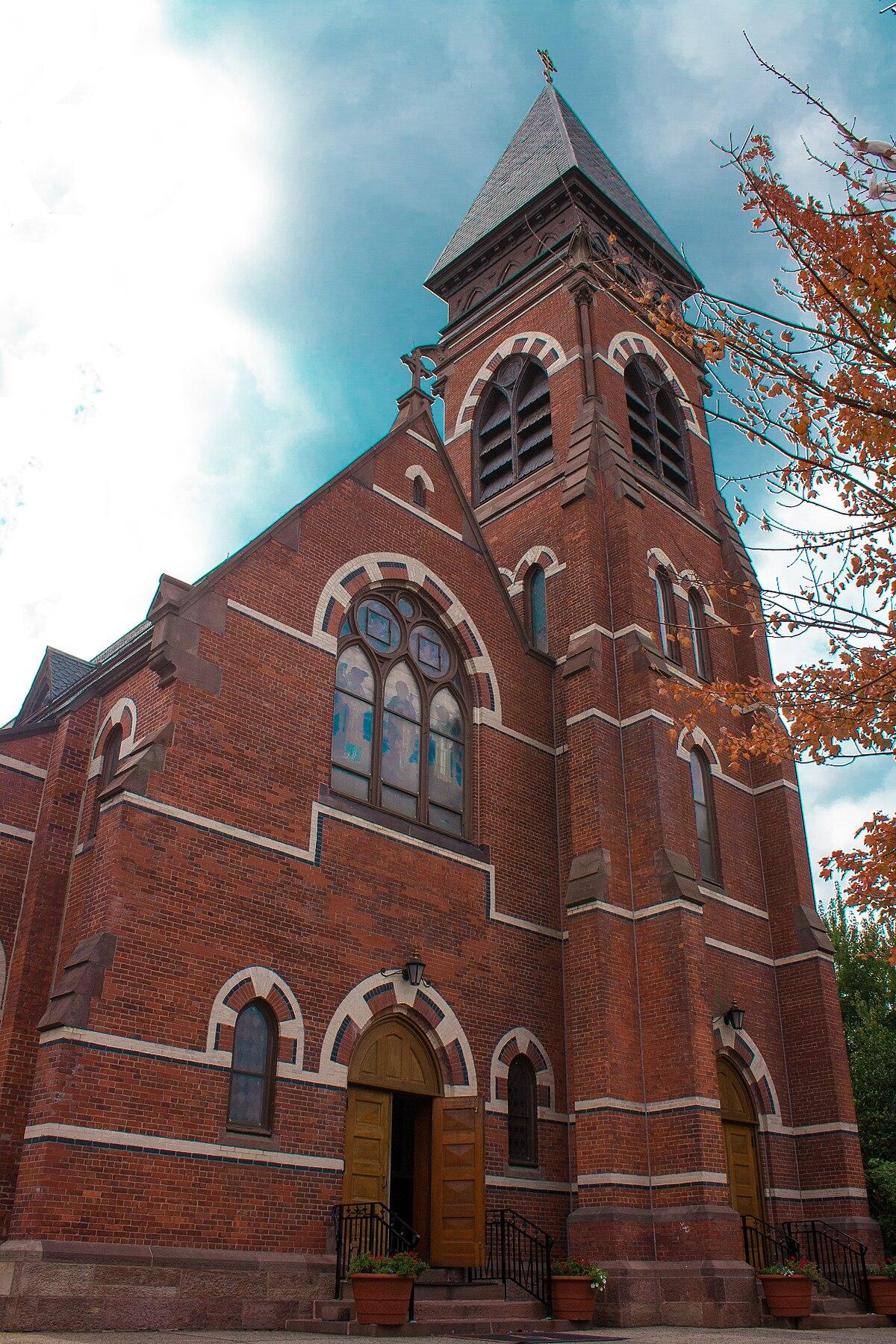 Saint Mary's Catholic Church Complex - Wikipedia