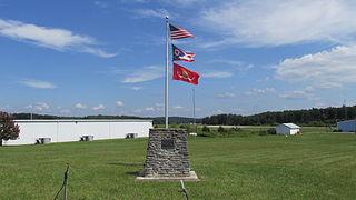Wayne Township, Adams County, Ohio Township in Ohio, United States