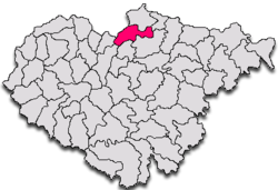 Commune Sălăţig in Sălaj County