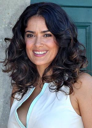 Schauspieler Salma Hayek