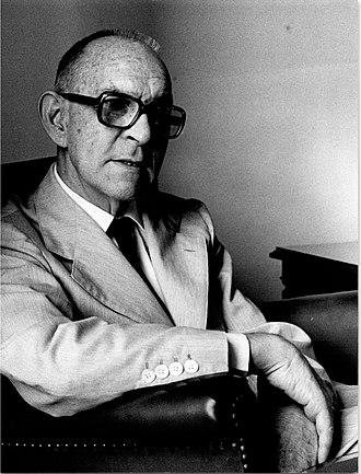 Salvador Espriu - Image: Salvador Espriu i Castelló (1980)