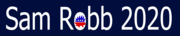 Sam Robb Campaign Logo for 2020 candidacy.png