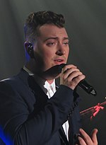 Photo of Sam Smith in 2014.